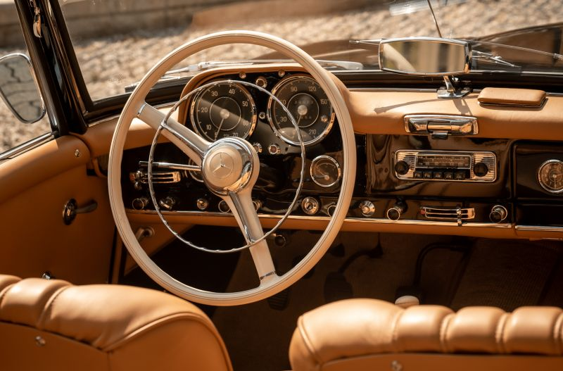 1961 Mercedes-Benz 190 SL 73861
