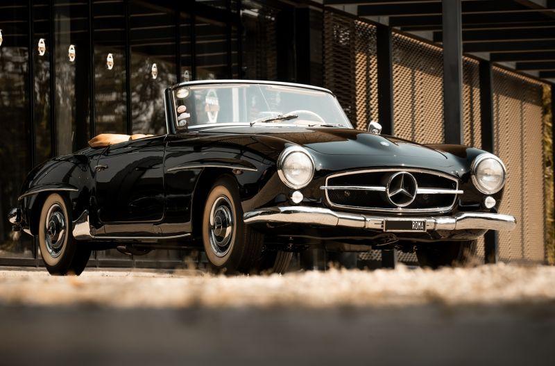 1961 Mercedes-Benz 190 SL 73837