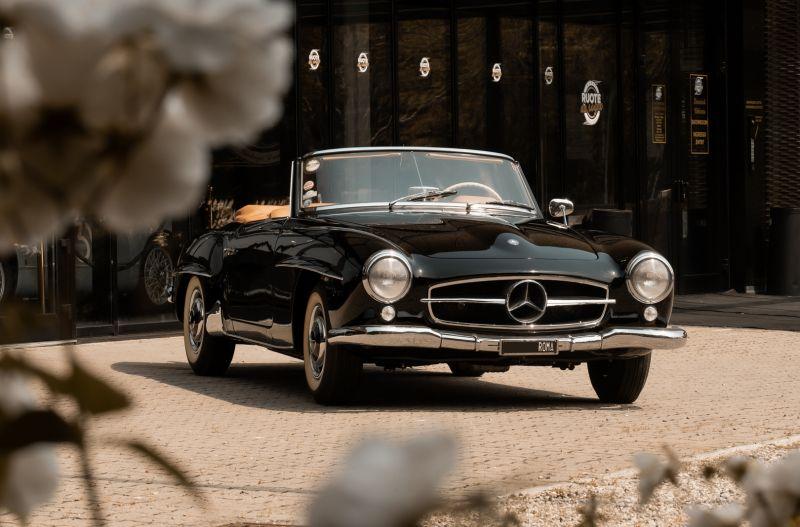 1961 Mercedes-Benz 190 SL 73835