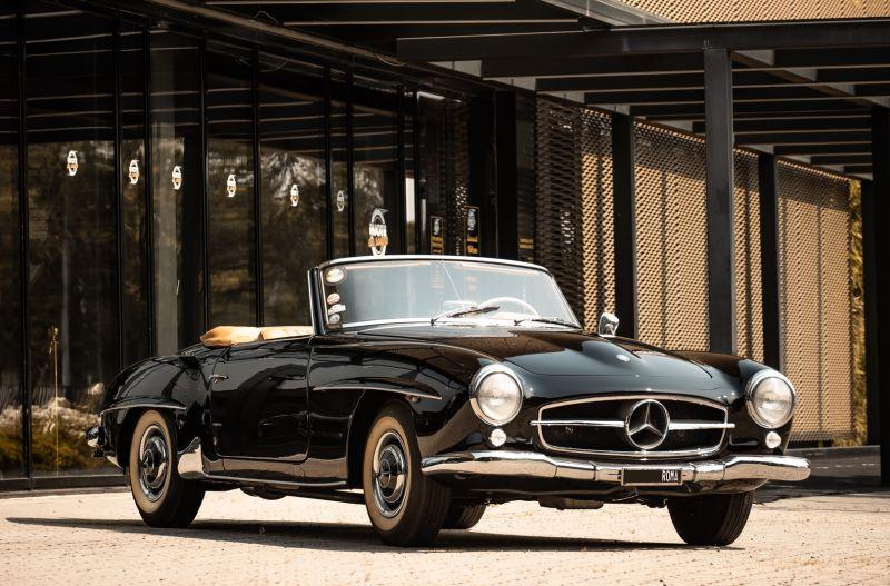 1961 Mercedes-Benz 190 SL 73839