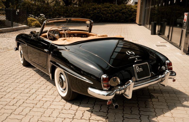 1961 Mercedes-Benz 190 SL 73851