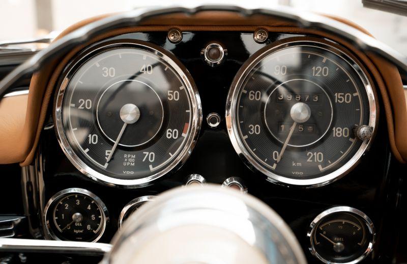 1961 Mercedes-Benz 190 SL 73863