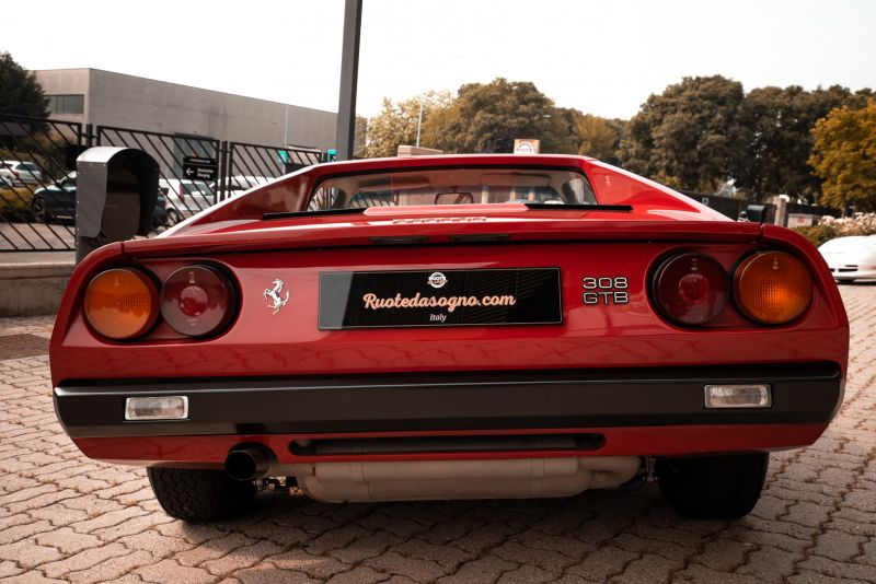 1976 Ferrari 308 GTB Vetroresina 74037