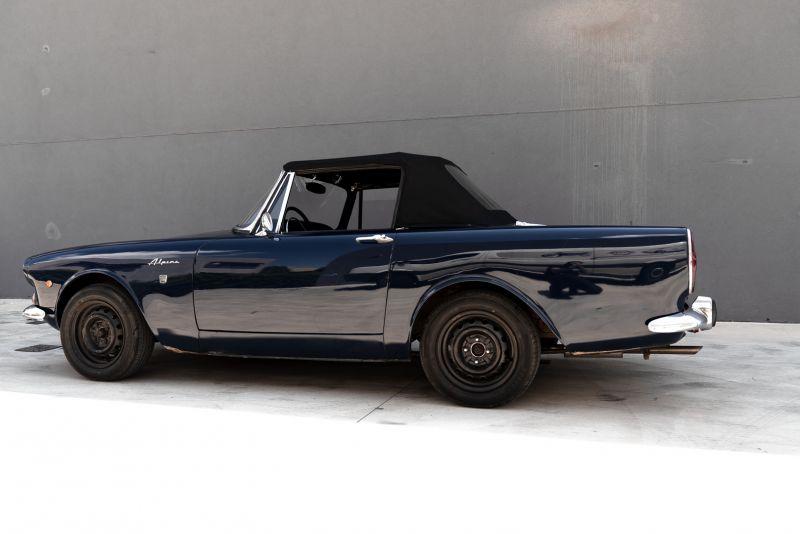 1967 Sunbeam Alpine 1725 72108