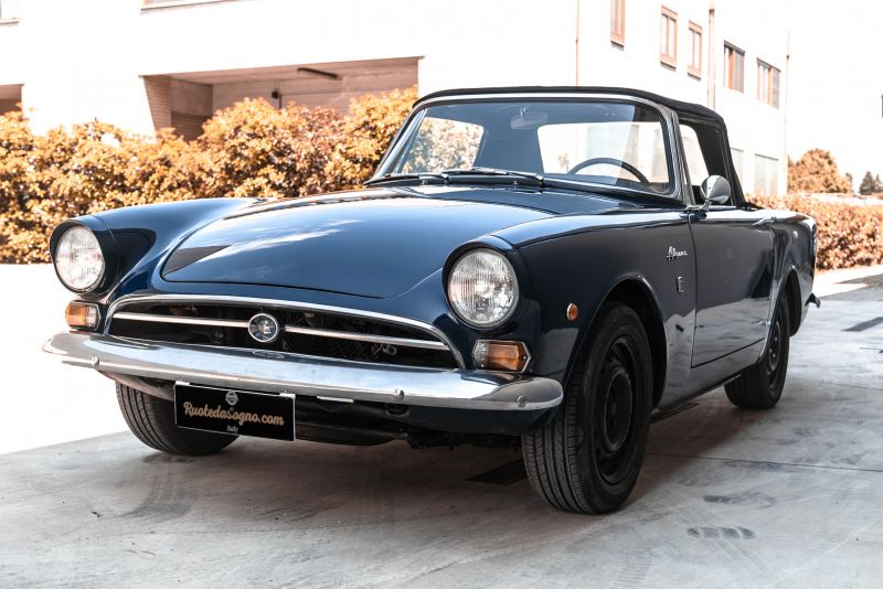 1967 Sunbeam Alpine 1725 72102
