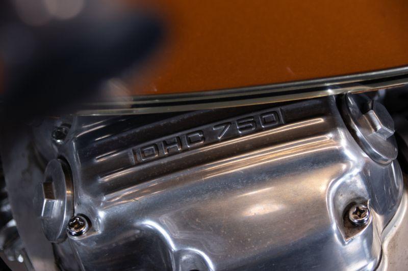 1973 Honda CB 750 Four 74196