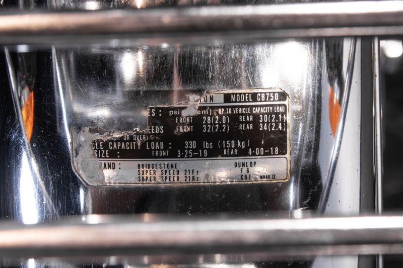 1973 Honda CB 750 Four 74200
