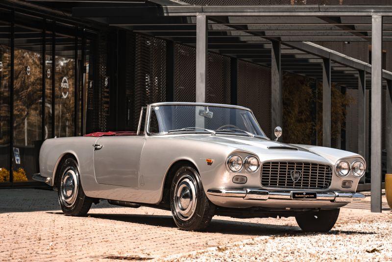 1963 Lancia Flaminia Touring Convertible 2500 3C  73136