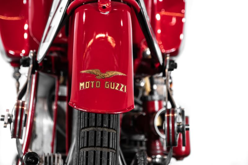 1938 Moto Guzzi 250 Compressore 77225