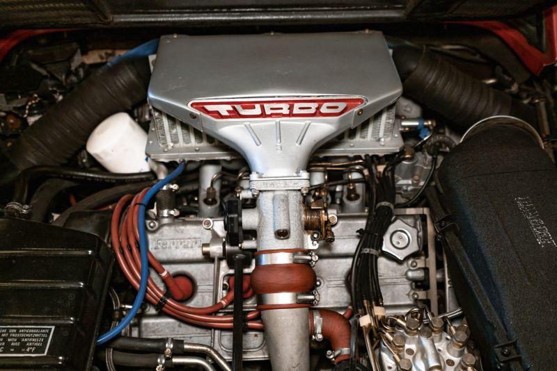 1988 FERRARI 208 GTS TURBO INTERCOOLER 75512