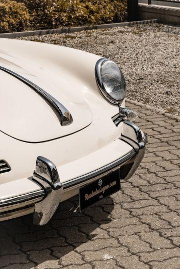 1964 PORSCHE 356 C Cabriolet 1600 SC 75432