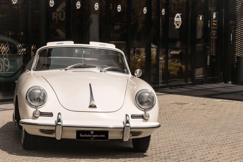1964 PORSCHE 356 C Cabriolet 1600 SC 75438