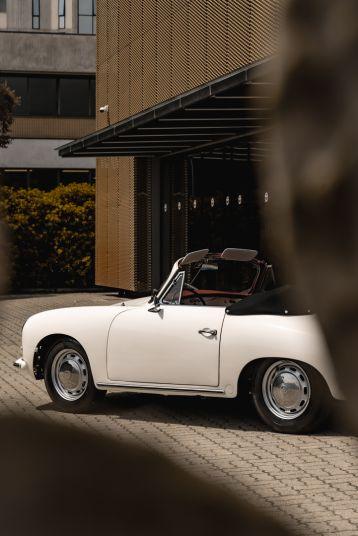 1964 PORSCHE 356 C Cabriolet 1600 SC 75447