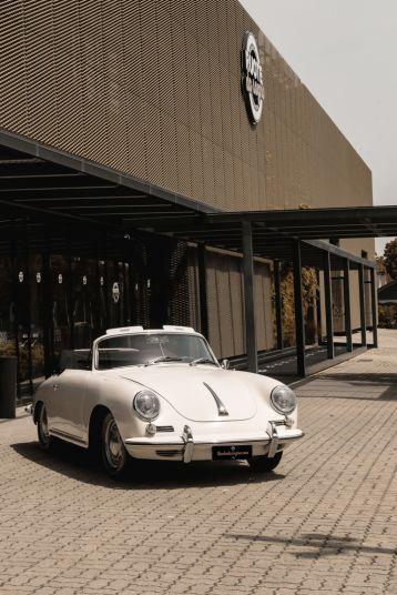 1964 PORSCHE 356 C Cabriolet 1600 SC 75436