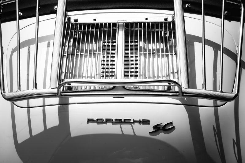 1964 PORSCHE 356 C Cabriolet 1600 SC 75461