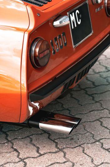 1970 Abarth Scorpione 1300 75753