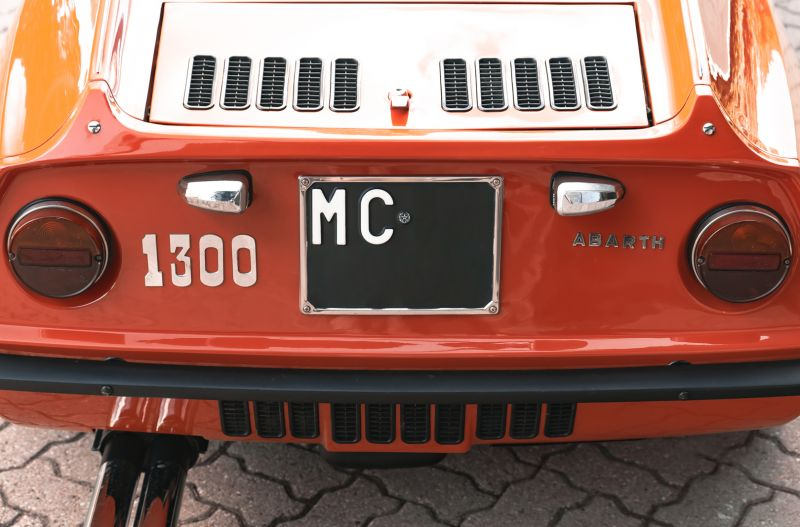 1970 Abarth Scorpione 1300 75755