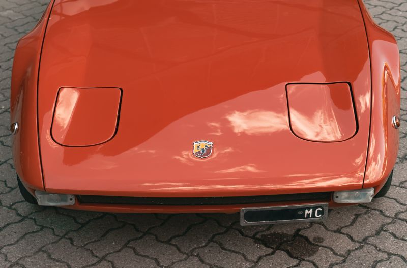 1970 Abarth Scorpione 1300 75759