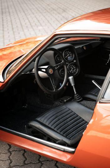 1970 Abarth Scorpione 1300 75777