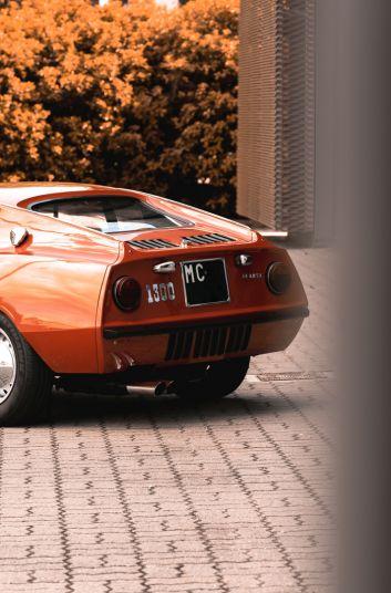 1970 Abarth Scorpione 1300 75751