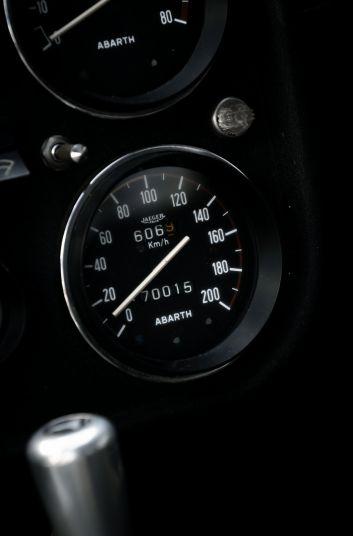 1970 Abarth Scorpione 1300 75783