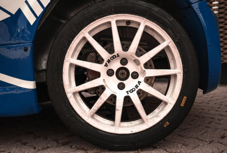 2004 Fiat Punto S1600 Rally 76559