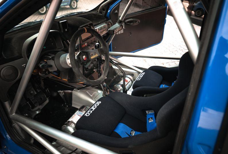 2004 Fiat Punto S1600 Rally 76566
