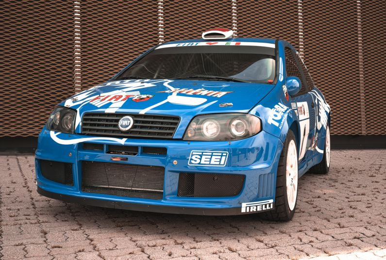 2004 Fiat Punto S1600 Rally 76538