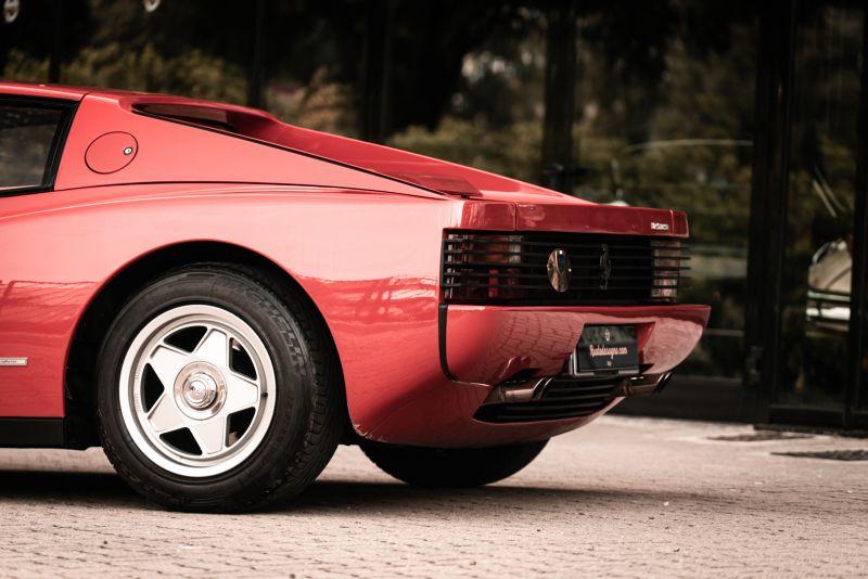 "1987 Ferrari Testarossa ""Monodado Bispecchio"" 76916"