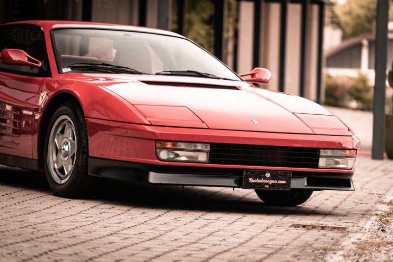 "1987 Ferrari Testarossa ""Monodado Bispecchio"" 76903"