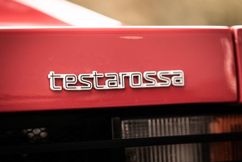 "1987 Ferrari Testarossa ""Monodado Bispecchio"" 76926"