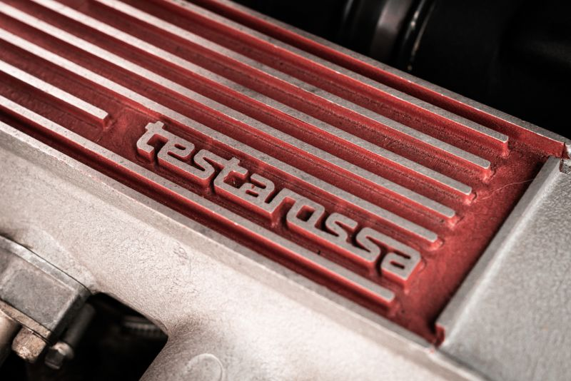 "1987 Ferrari Testarossa ""Monodado Bispecchio"" 76971"