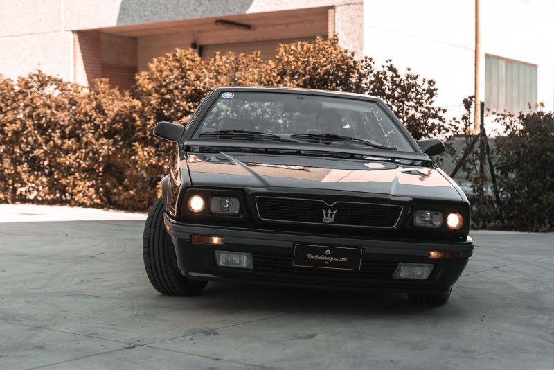 1989 MASERATI BITURBO 2.24V 82002