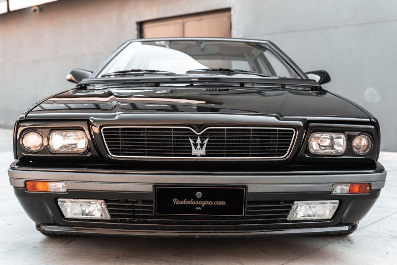 1989 MASERATI BITURBO 2.24V 82008