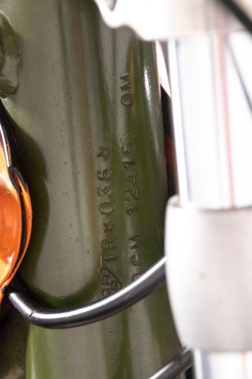 1976 RIZZATO TR 125 49470