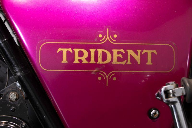 1974 TRIUMPH T 150 T TRIDENT 58105