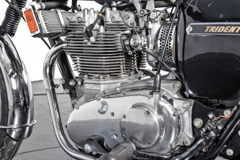 1974 Triumph T150 38324
