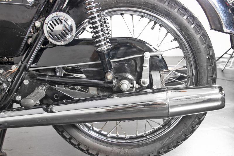 1974 Triumph T150 38325