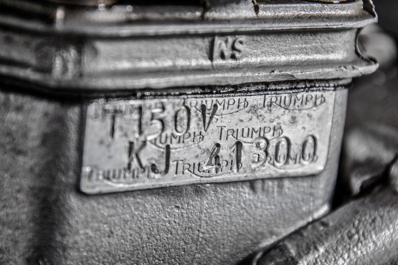 1974 Triumph T150 38327