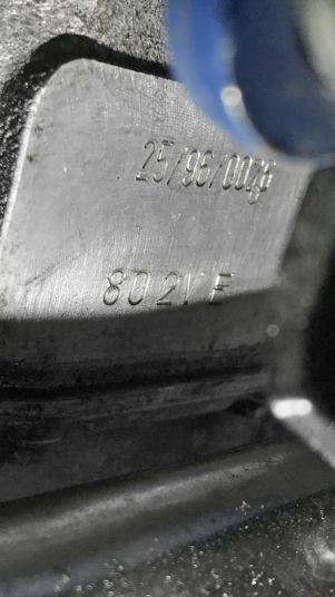 1998 BMW R80 GS Basic 35781
