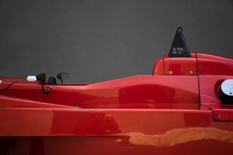 2004 Van Diemen Formula X RF04 CFX 68832