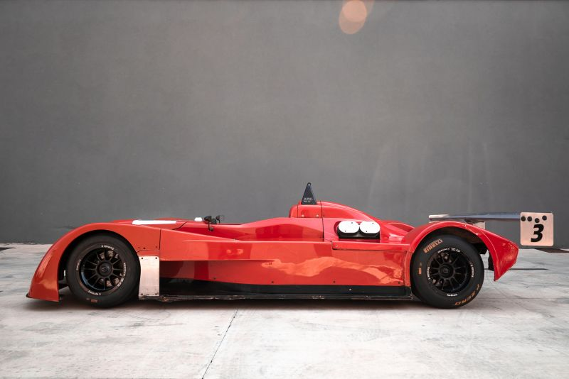 2004 Van Diemen Formula X RF04 CFX 68824