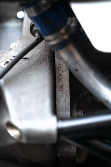 2004 Van Diemen Formula X RF04 CFX 68876