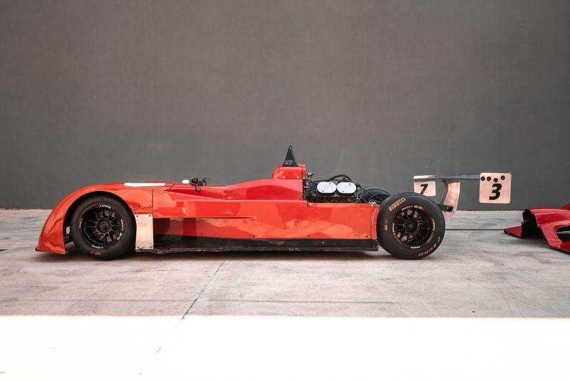 2004 Van Diemen Formula X RF04 CFX 68869