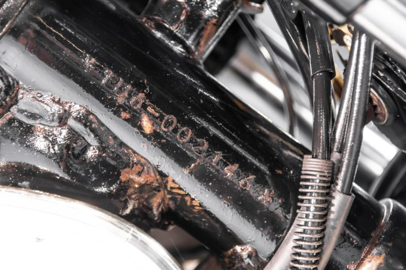 1978 Yamaha XT 500 79760
