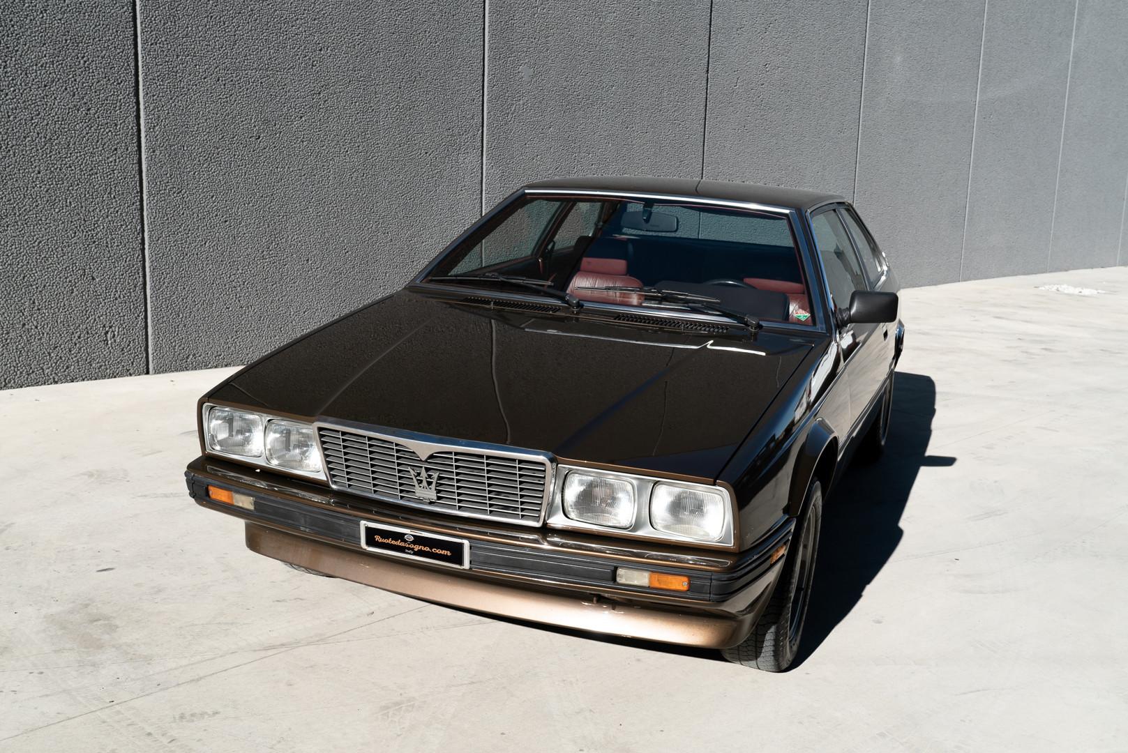 1984 Maserati Biturbo 2000 - Auto d'epoca - Ruote da Sogno
