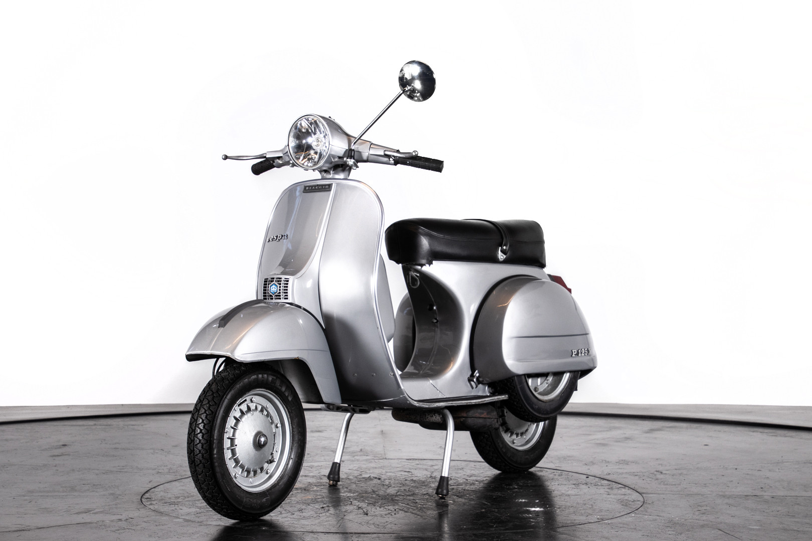 Vespa P 125 X, 1978 - The PX marked a new step forward