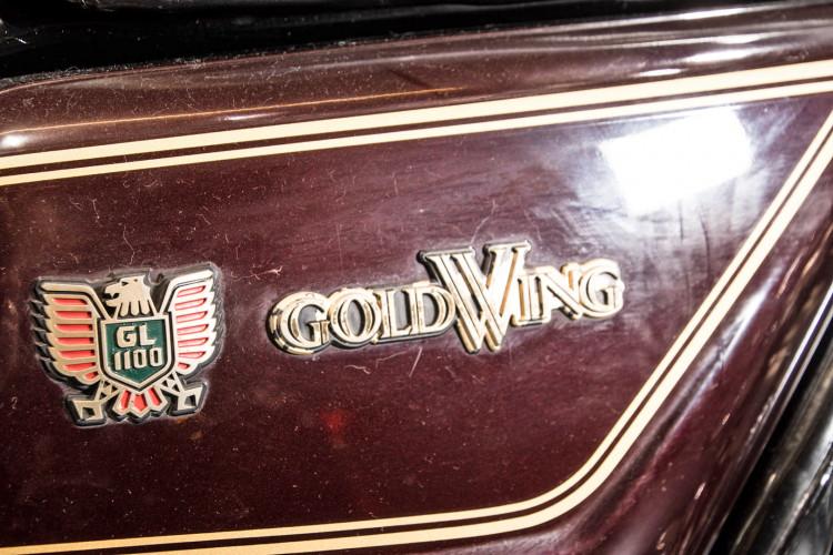 1982 Honda GoldWing GL 1100 10