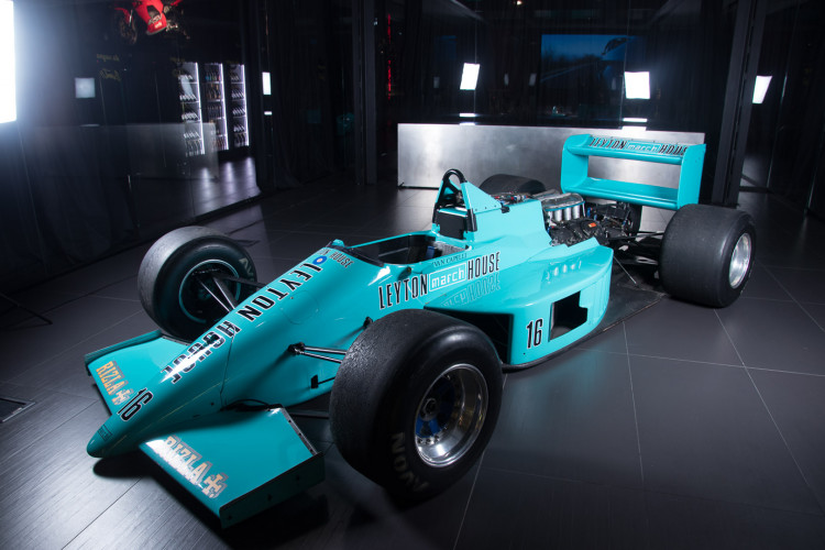 1987 March Leyton House F1 0