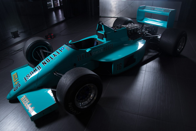 1987 March Leyton House F1 5